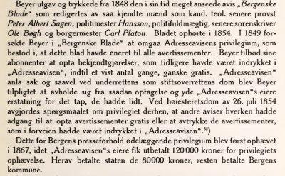 Bergenske Blade