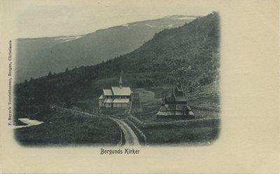 Borgunds Kirker