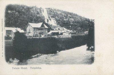 Tvinde Hotel Tvindefos